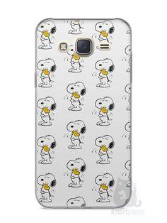 Capa Capinha Samsung J7 Snoopy #6 - SmartCases - Acessórios para celulares e tablets :)