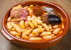 Spanish Dishes, Spanish Food, Soup Recipes, Dinner Recipes, Cooking Recipes, Yummy Recipes, My Favorite Food, Favorite Recipes, Gastronomia