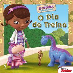 «Doutora Brinquedos: o Dia de Treino». Publicações Dom Quixote.