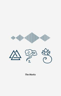 The Marks Temporary Tattoo - BKBT Concept