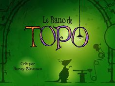 Le piano de Topo : un album inventif Album Jeunesse, Le Piano, Apps, Music Class, Movies, Movie Posters, House Mouse, Reading, Music