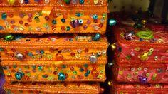 Oranje byouxdoosje | VIA CANNELLA KINDERWINKEL | www.viacannella.nl