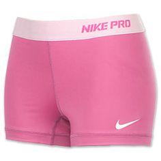 Nike Pro Core II Women's Compression Shorts at Finish Line
