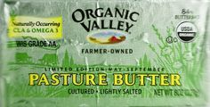 The Health Benefits of Grass-Fed Butter http://DrJockers.com #grassfedbutter