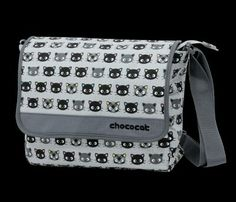 Chococat Pattern I want this so bad!!!!! It has a grey cat without a bow!!!!!