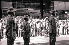 https://flic.kr/p/uwHmth | The Gurkha soldiers | During Anzac eve street parade