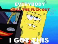Spongebob's Got It