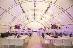 Custom dome created for Christine & Gerry wedding reception. Purple Wedding, Chic Wedding, Wedding Reception, Decorating On A Budget, Wedding Stationery, Event Planners, Wedding Planners, Wedding Decorations, Wedding Inspiration