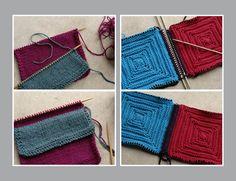 One Needle, Two Needle, Three Needle:  JOIN (creative knitting)