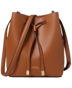 Dryden Debby II Mini Leather Drawstring Bag 440da779482f8