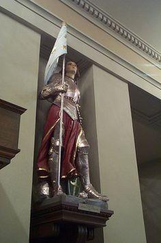 St Joan of Arc   www.saintnook.com/saints/joanofarc   File:NewOrleans200212 2161.jpg