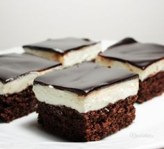 Russian Recipes, Nutella, Food And Drink, Sweets, Cooking, Desserts, Polish, Food, Bakken