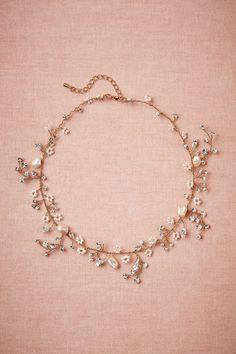 Starry Vine Necklace