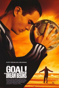 """The movie """"GOAL""""! And of course the gorgeous...Kuno Decker!"""