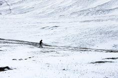 """""""Terre de neige et de glace""""  http://chloeesprit.com   Gallery """"L'Homme et la Nature - Man and Nature"""""""