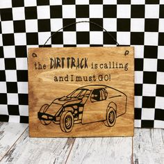 The Dirt Track is Calling and i Must GoDirt Track Racing