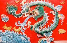 koi fish turning into dragon - Google Search