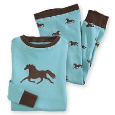 Horse Pajamas ~ Christmas Idea