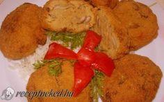 Gombafasírt recept fotóval