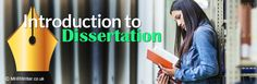#Introduction to #Dissertation usually focus on impression and it consist of framework. Purchase from the link: http://www.mhrwriter.co.uk/introduction-to-dissertation
