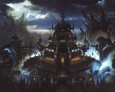 Garlean Stronghold