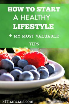 Living a healthy lifestyle gets easier day by day. If you've lived pretty unhealthy for most of your life and lived off of junk food and no exercise whatsoever, the healthy lifestyle can seem pretty brutal at first.