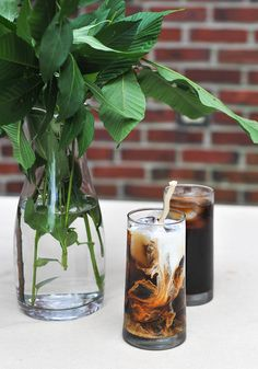 Cold Brewed Coffee Creamer Drink Recipe