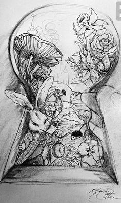 100 Best Alice In Wonderland Paintings Images Alice In Wonderland Wonderland Alice