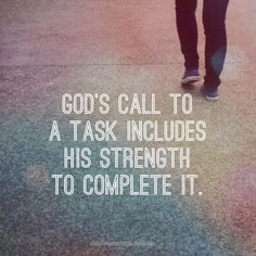 Father I need Your strength