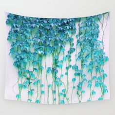 Average Absence #society6 Wall Tapestry