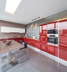 Cocina roja - Ideas para decorar tu hogar en Habitissimo