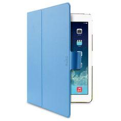 Funda Booklet Bicolor Azul 360 para iPad Air de Puro