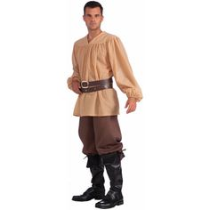Renaissance Clothing for Men   Mens Medieval Clothing   meijer.com   Male Medieval Clothing ...