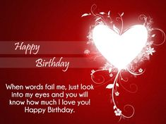 Top 50 Birthday Quotes for Husband - Quotes Yard Romantic Birthday Messages, Best Happy Birthday Quotes, Birthday Wishes For Lover, Birthday Message For Husband, Wishes For Husband, Birthday Wishes For Girlfriend, Wish You Happy Birthday, 50th Birthday Quotes, Birthday Wishes For Myself