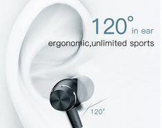 Cheap Price Baseus S09 Bluetooth Earphone Wireless IPX5 Waterproof Earphones Neckband Fone de ouvido Sports Headset Stereo Earbuds Earpieces