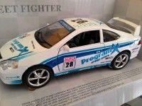 Honda Integra Type R Street Fighter White