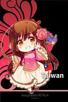 Chibi Taiwan
