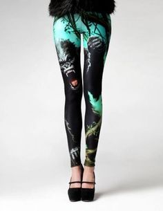 My favorite Asian should have these sassy leggings (yes @Stephanie Doherty these are the ultimate sassyleggings)