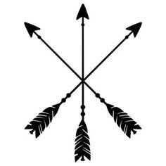Silhouette Design Store - View Design crossed arrow logo - Tattoo Thinks Crossed Arrow Tattoos, Crossed Arrows, Archery Logo, Undercut Hair Designs, Motifs Aztèques, Stencil Templates, Stencils, Arrow Drawing, Arrow Logo