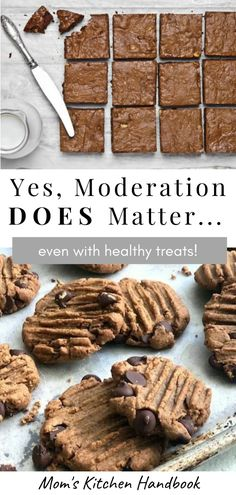 Does the refined sugar of the former make it off limits and the nuts and dried fruit of the latter mean a green light for a sweet tooth free for all? Not exactly! Learn why moderation matters with this blog post. #moderation #moderationdiet #eatinmoderation #howtoeatinmoderation #foodstoeatinmoderation #howtoeatsweetsinmoderation #learningtoeatinmoderation Dried Fruit, Eat Right, Healthy Treats, Baked Goods, Sweet Tooth, Sweet Treats, Things To Come, Yummy Food, Nutrition