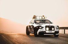 Epic Rolls Royce! #george