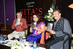 Sreemoyee Piu Kundu, author of 'Sita's Curse'