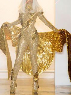 "livinginhislap:  The Blonds at New York Fashion Week Spring RTW 2016   ""ready to wear"". Yup."