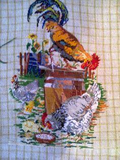 "Adriana  Hobby: Goblenul pentru toţi - În curte"" - diagramă Blog, Painting, Art, Craft Art, Painting Art, Kunst, Blogging, Paint, Draw"