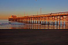 Newport Beach Pier | Newport Beach Pier | Flickr - Photo Sharing!