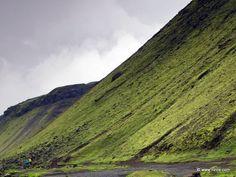 Hike to Eldgja - Iceland.