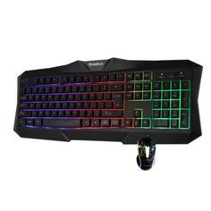 COMBO Phím chuột VISION 837 Chính hãng Hàng chính hãng, chất lượng đảm bảo Bàn phím LED 7 màu cực đẹp, chuyên dành cho game thủ, độ bền cao Chuột LED nút bấm êm, thiết kế vừa lòng bàn tay, sử dụng thoải mái Giao tiếp USB, dùng được cho cả Laptop, PC $$$ 245k Bảo hành 1 năm HOTLINE: 0128 600 5534 (ZALO) #gsshop #phimchuotgsshop  gsshopvn.com