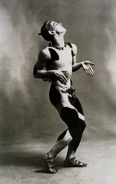 Vaslav Nijinsky was a Russian ballet dancer and choreographer of Polish descent, cited as the greatest male dancer of the 20th century.He grew to be celebrated for his virtuosity and for the depth and intensity of his characterizations. He could perform en pointe, a rare skill among male dancers at the time