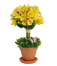 Artwork of Fresh Ideas for Unusual Flower Arrangements