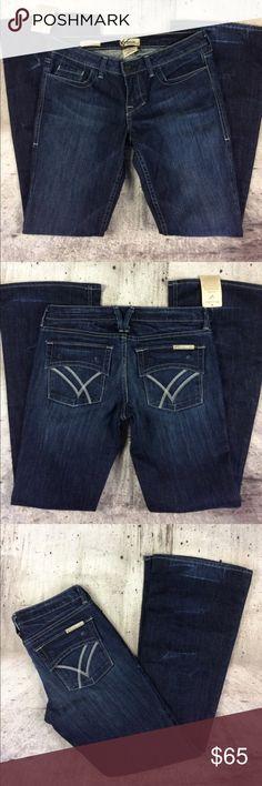 """William Rast the belle flare jeans William Rast the belle flare jeans cotton and spandex blend inseam 32""""rise 7.5"""" William Rast Jeans Flare & Wide Leg"""